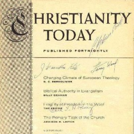 Christianity-Today-First-Issue