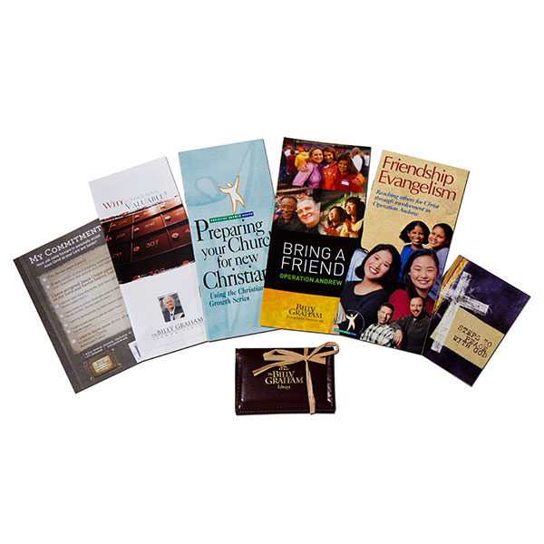 Evangelism Resources Kit