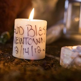 God Bless Newtown 12/14/12